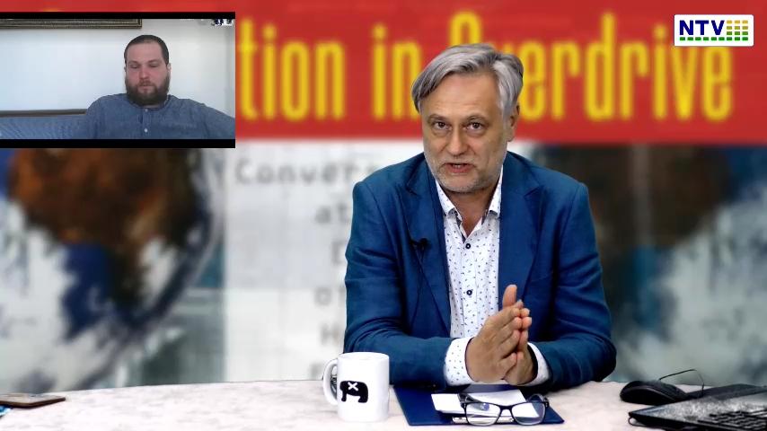 Plandemia – Konrad Stachnio – Rozmawiam z intelektualistami