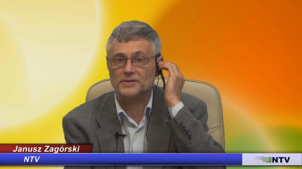 Rozmowa o seminarium  Ukryte Terapie  – Jerzy Zięba – audycja z