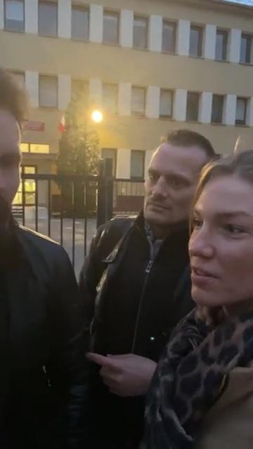 Sąd wydał wyrok – 3 miesiące aresztu dla Bartka Tomasa – Relacja Dominiki Dominiak
