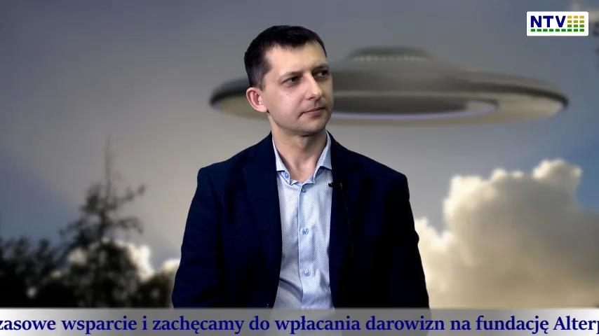 Tajemnice UFO na Dolnym Śląsku – Damian Trela
