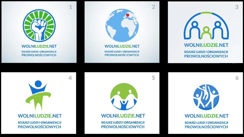 Wybierzmy razem logo Ruchu Wolnych Ludzi!