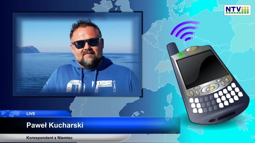 Zakaz spacerów w Niemczech i inne represje – Paweł Kucharski