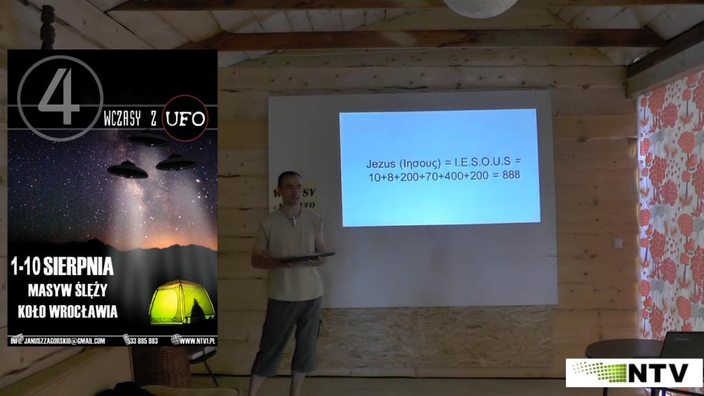 Zarys astroteologii – cz. 2 – Alex Berdowicz