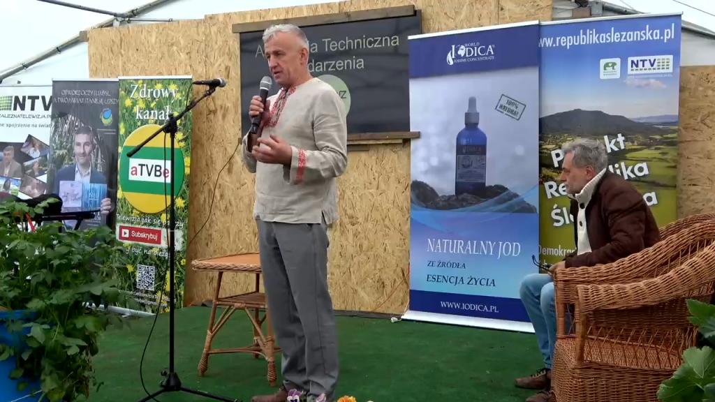 Niebieszczany – Tadeusz Rolnik zaprasza