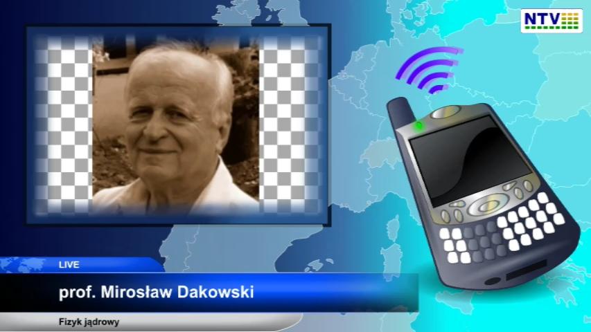 Niezależna wiedza Profesora Dakowskiego – Spotkanie w Pile 16.05.2021