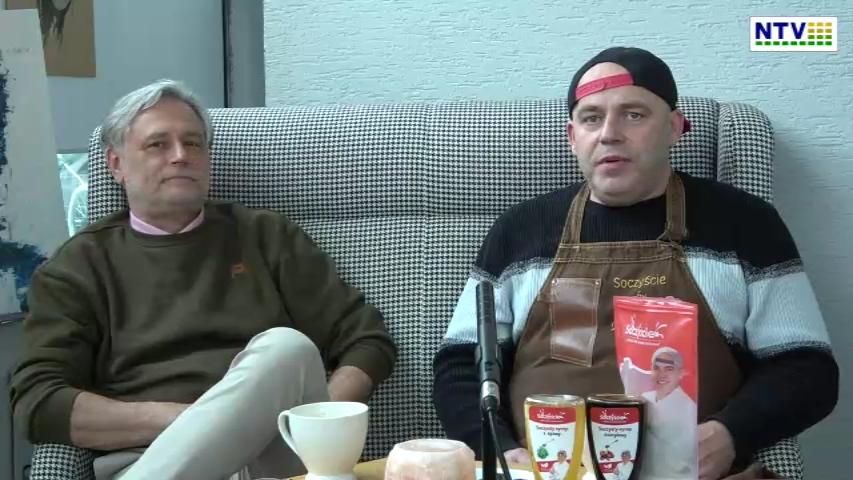 Soczyście o zdrowych olejach i sokach – Zbigniew Bańkowski