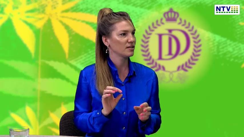 Układ Endokanabinoidowy – Jak działa? – Lecznicze właściwości konopi włóknistych – Dominika Dominiak