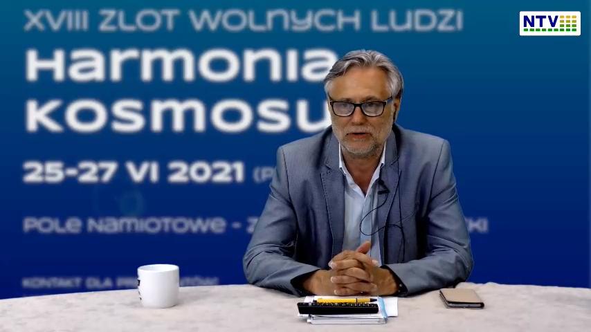Harmonia Kosmosu 2021 coraz bliżej Janusz Zagórski