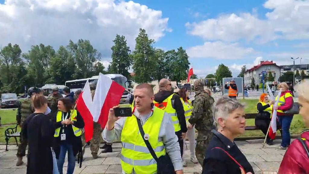 81 rocznica pierwszego transportu Polaków do Auschwitz 14 czerwca 1940
