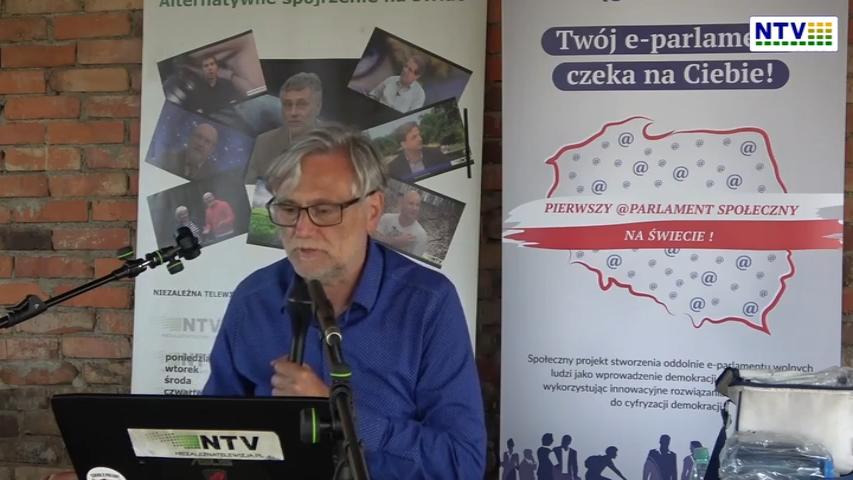 Legnica – 03.07.2021 – Spotkanie założycielskie e-parlamentu Wolnych Ludzi