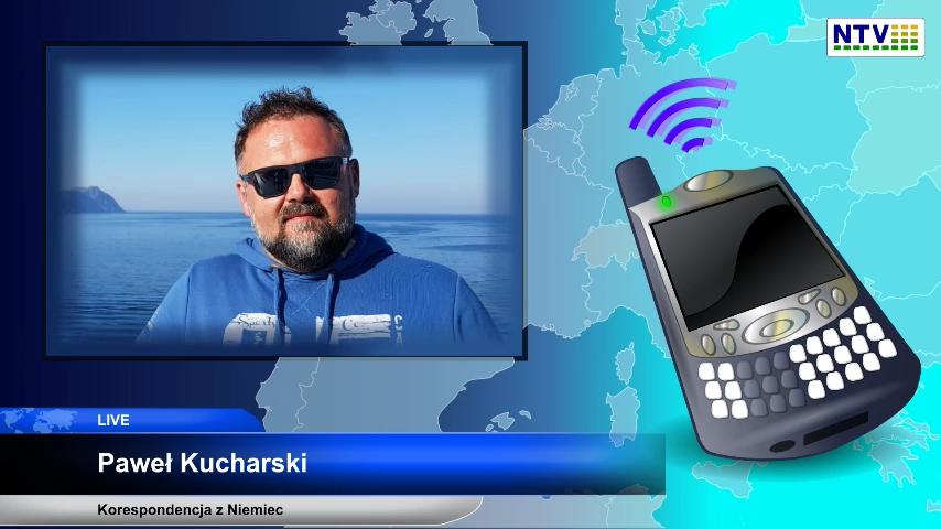 Odszedł bo dostał szczypawkę – Paweł Kucharski – Korespondencja z Niemiec