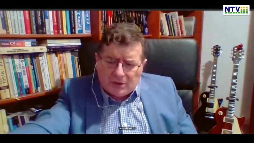 Sztuczna inteligencja – korzyści i zagrożenia – część 2 – dr Krzysztof Michalik