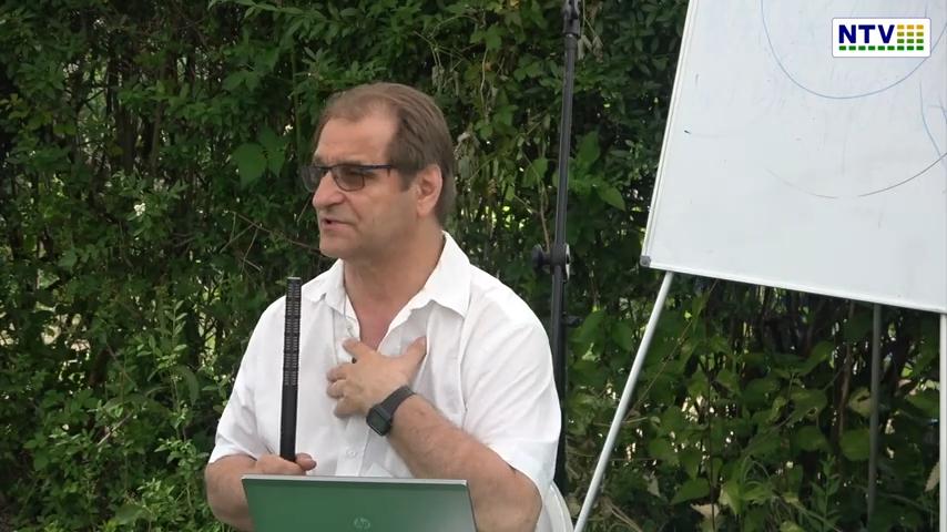 Antoni Przechrzta – Aspekty duchowości i równowagi a odporność i zdrowie – Harmonia Kosmosu 2021