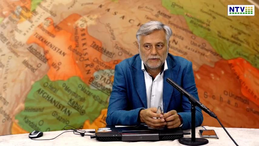 Geopolityczne rozgyrwki wokół Afganistanu – Jarosław Dobrucki