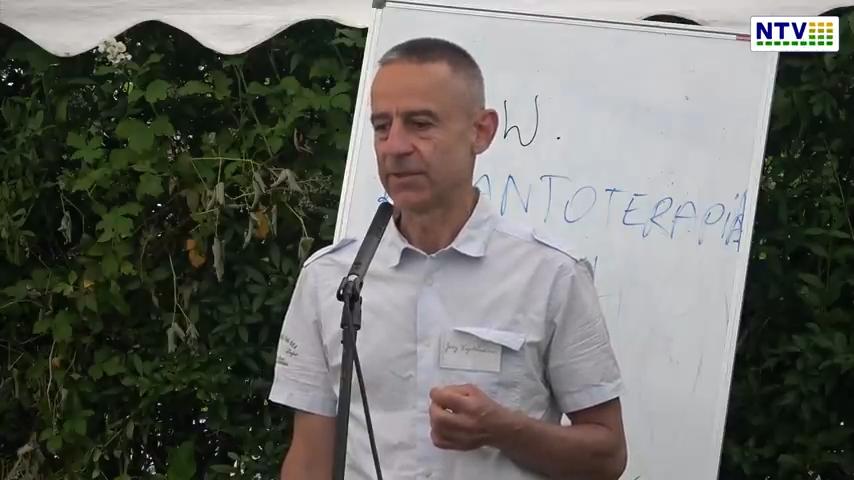 Jerzy Kryształowiacz – Kwantoterapia – metoda podnoszenia wibracji – Harmonia Kosmosu 2021