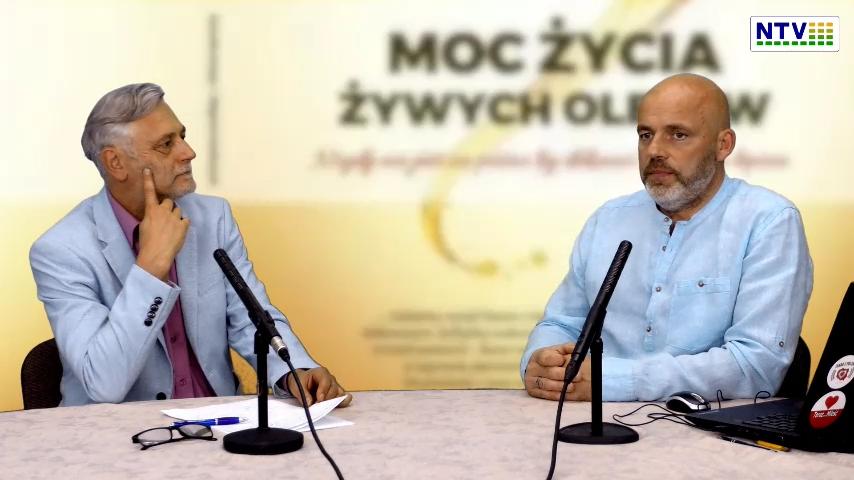 Moc życia żywych olejów – Zbigniew Bańkowski – Twórca Olejarni Soczyście
