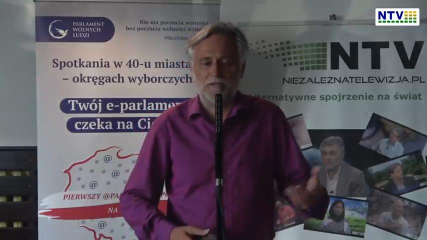 Spotkanie e-parlamentu Wolnych Ludzi w Białymstoku