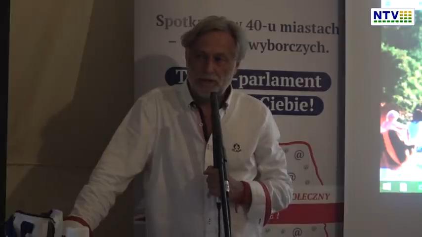 Spotkanie e-parlamentu Wolnych Ludzi w Gdyni