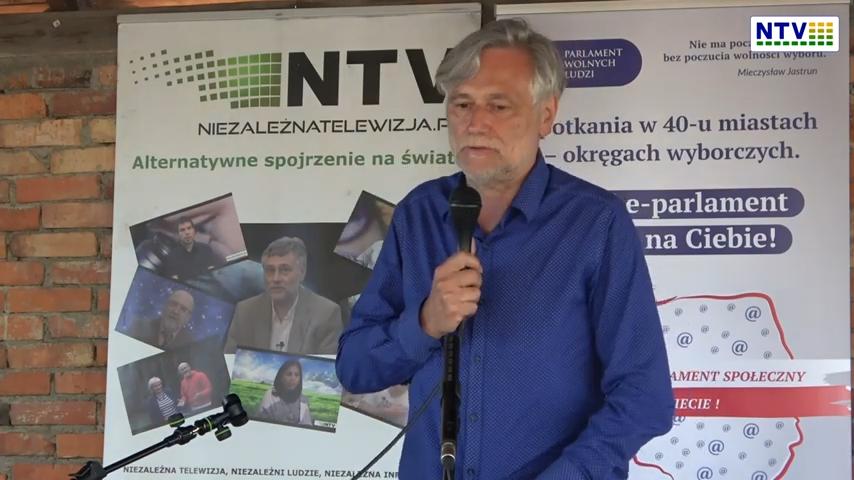 Spotkanie e-parlamentu Wolnych Ludzi w Legnicy