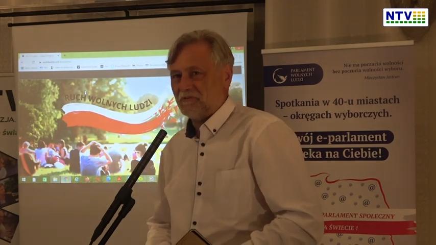 Spotkanie e-parlamentu Wolnych Ludzi w Lublinie