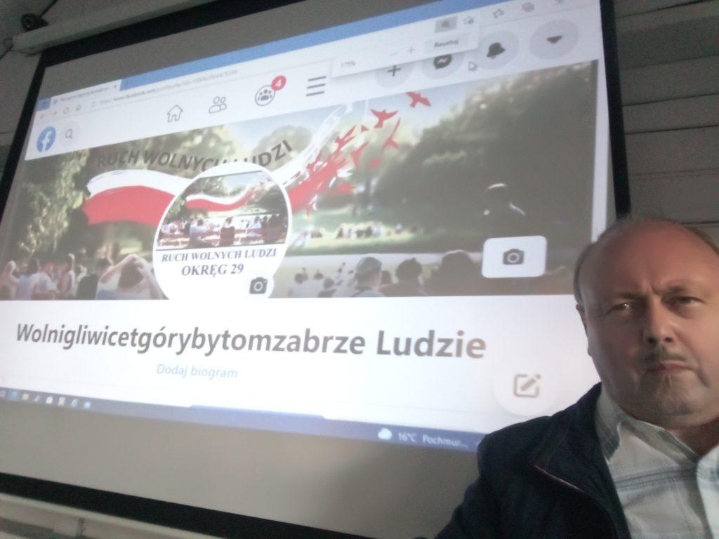Kandydat na koordynatora Sejmiku Gliwickiego – Daniel Łysik