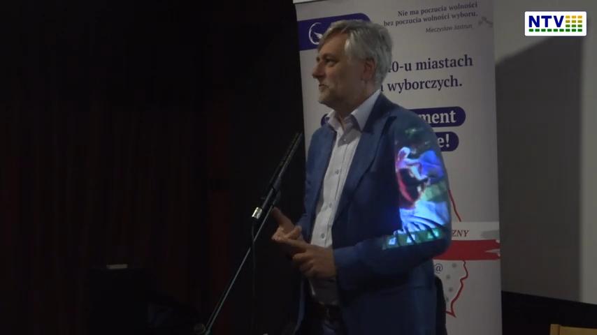 Spotkanie e-parlamentu Wolnych Ludzi w Chojnicach – 22.08.2021