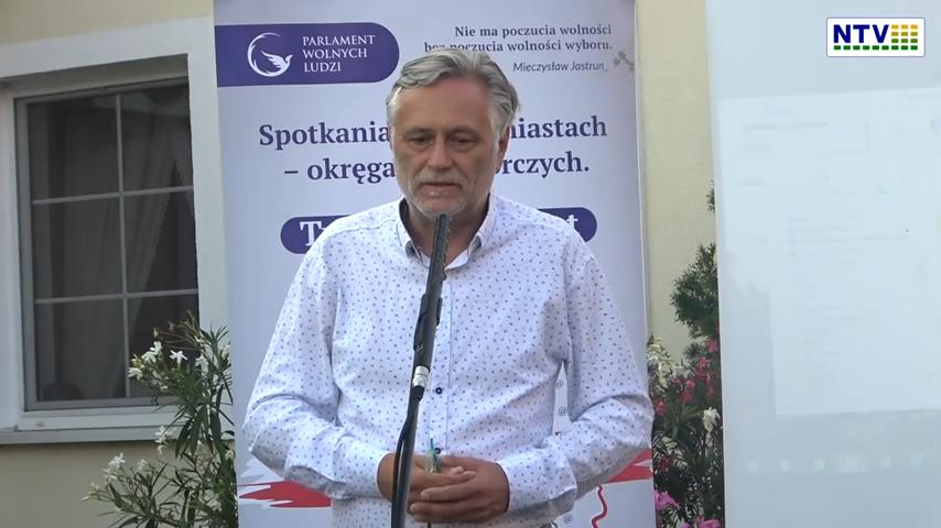 Spotkanie e-parlamentu Wolnych Ludzi w Częstochowie