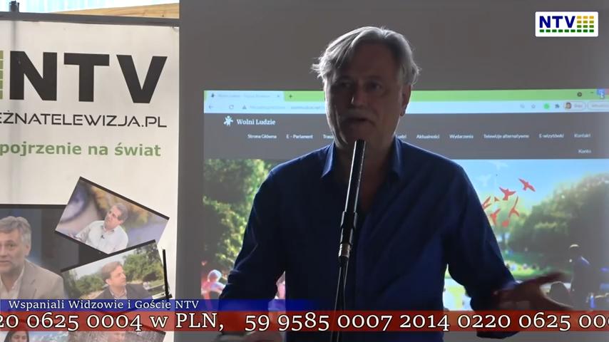 Spotkanie e-parlamentu Wolnych Ludzi w Sosnowcu