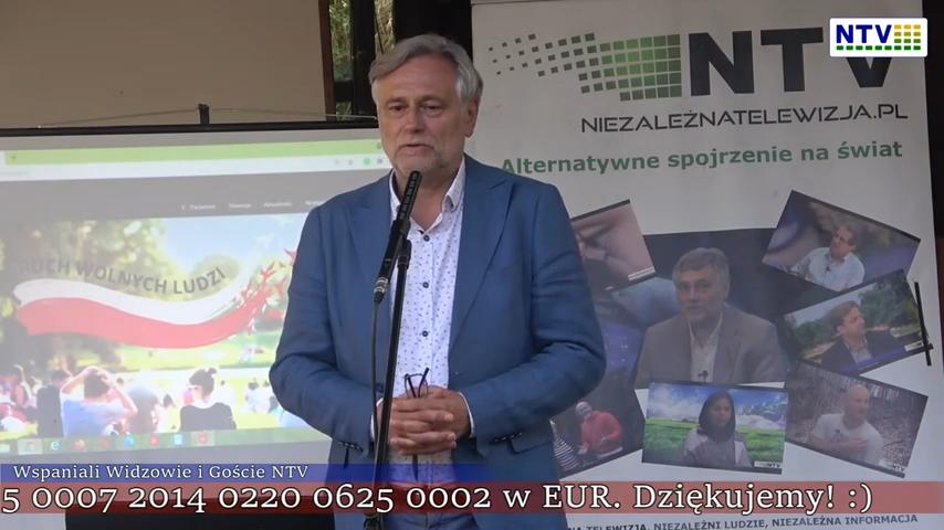 Spotkanie e-parlamentu Wolnych Ludzi w Toruniu – 21.08.2021