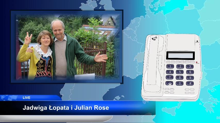 Tworzenie komórek globalnego oporu – Jadwiga Łopata i Julian Rose